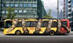 Snake on a bus