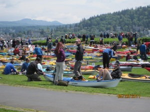 want to know what 500 kayaks looks like?