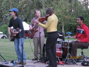James Higgens Muddy Boots Band